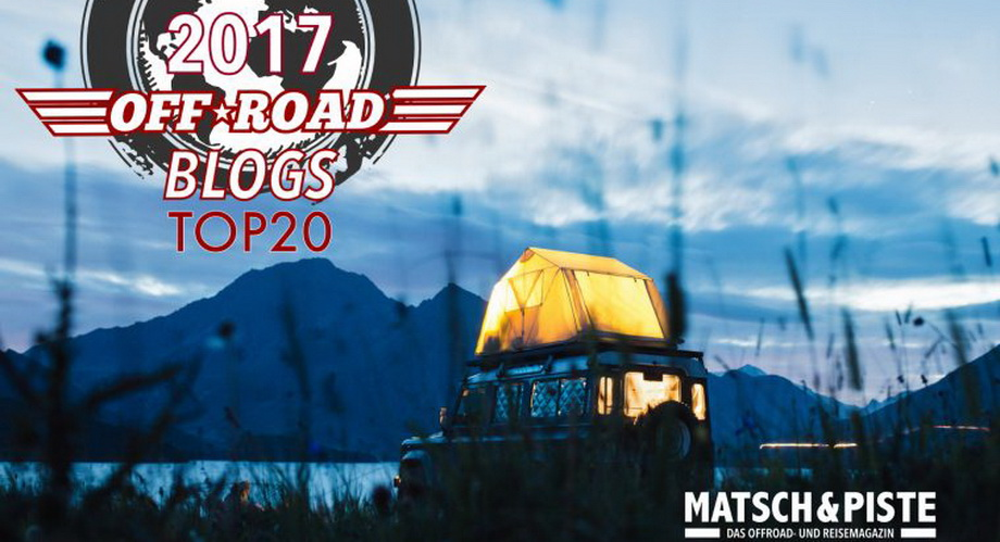 the best Offroad Blogs 2017