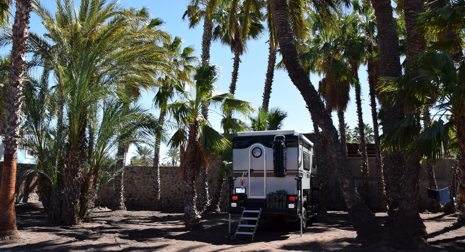 Campground Romanito, Loreto